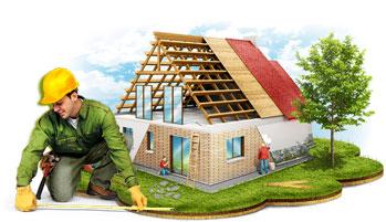 Мы оказываем услуги по строительству